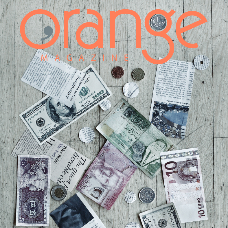 European Youth P  ress (Europe-wide)  publishes Orange magazine. My work: training a team of journalists in the field and editing an online magazine.