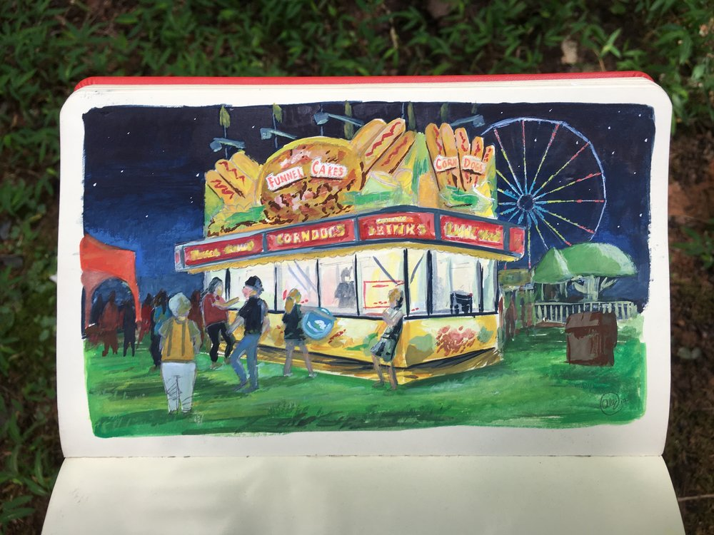 Ellijay fair - EllijayGA - .jpg