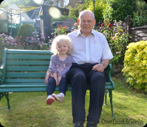 Mia & Grandad