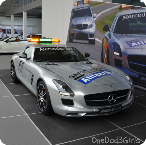 Mercedes AMG F1 Safety Car