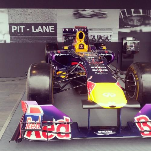 F1 RedBull Racing