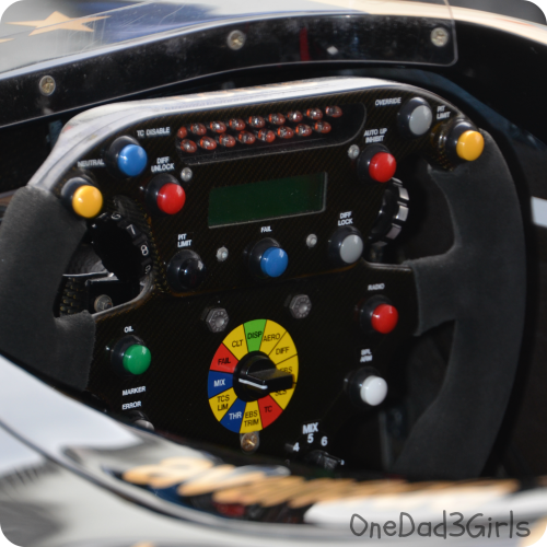 Lotus F1 Steering Wheel