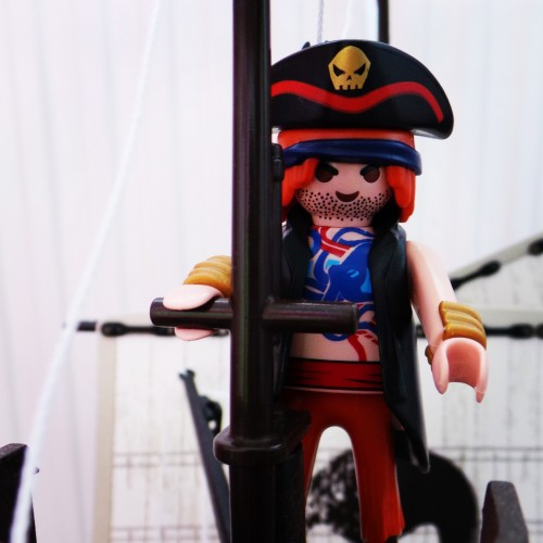 Playmobil 5135 Pirate Ship Review