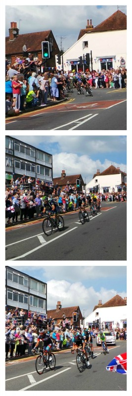 Tour of Britain Collage 2