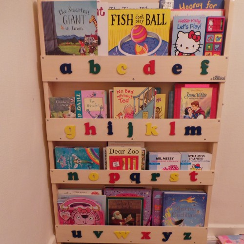 Tidy Books Childrens Bookcase