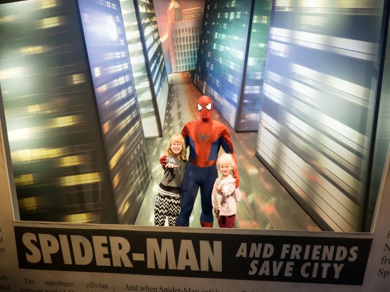 #MySundayPhoto - I'm Spiderman