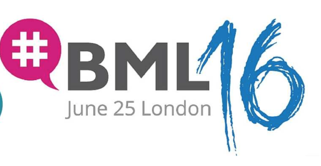 BML16 - BritMums Live 2016