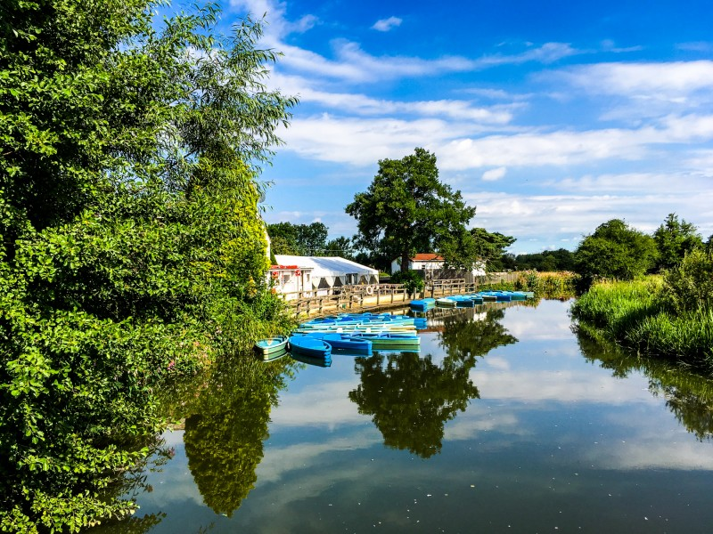 Barcombe Mills Boating
