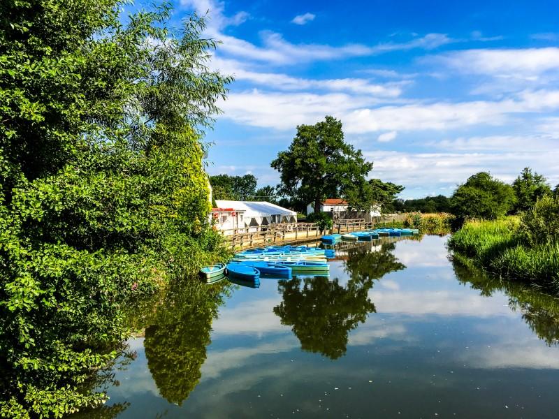 Barcombe Mills Boating