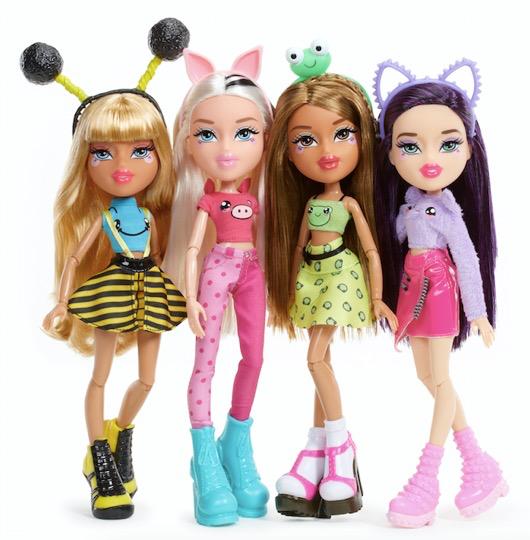 Bratz InstaPets Dolls Line Up