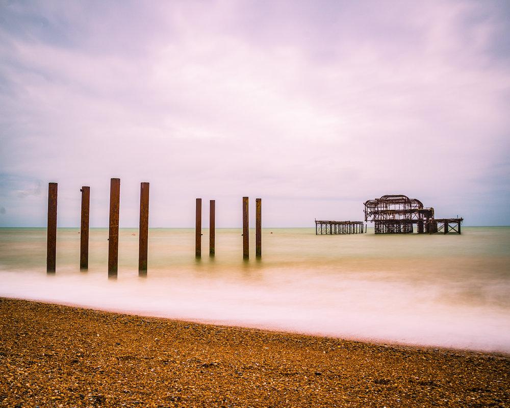 West Pier  | Brighton, East Sussex