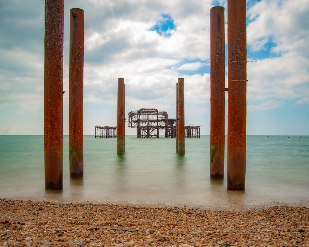 Out to Sea  | Brighton, East Sussex