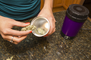 How to use the Ardent NOVA decarboxylator step 1
