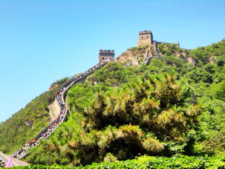 The Great Wall of China Beijing, China.jpg