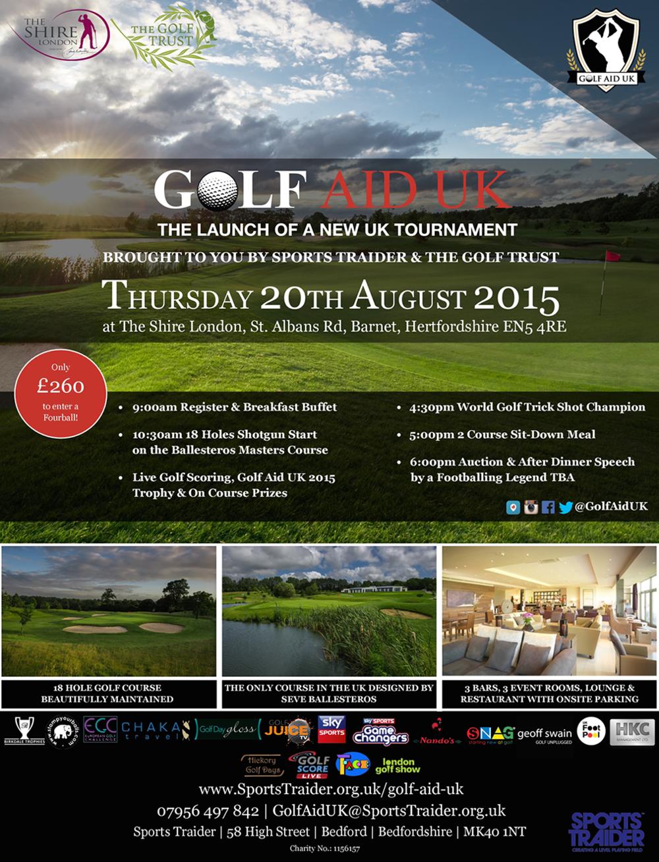 Golf Aid UK