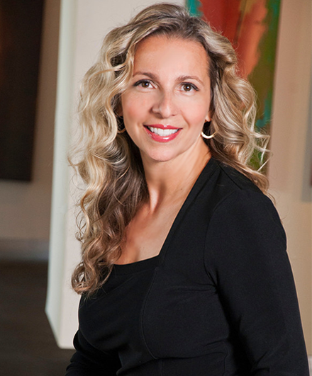 Litsa Spanos - Owner of ADC - Art Design Consultants in Cincinnati, OH