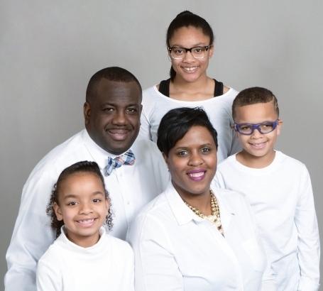 MITCHELL, G. JOSEPH & ANDRIA; NEVAEH, JOSEPH, NADIA.jpg