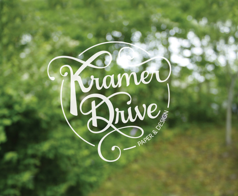 Kramer Drive: Logo Design