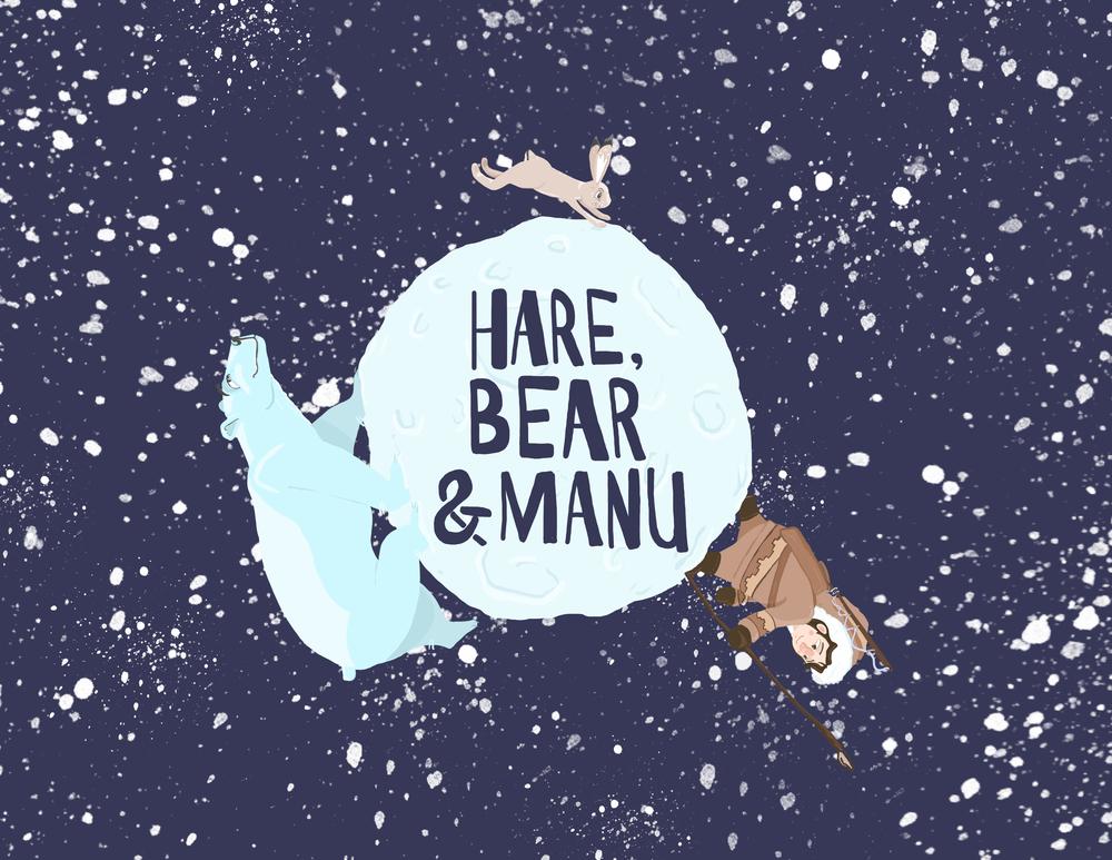 Hare, Bear & Manu