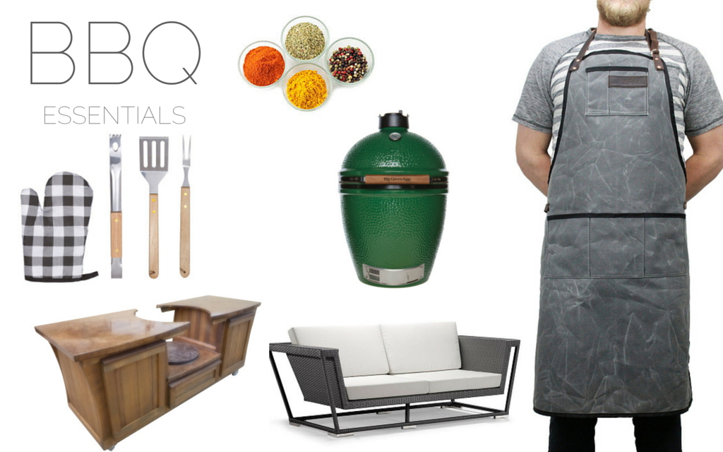 Essentials For Your Outdoor Grilling