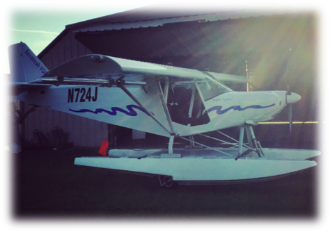 Sam's Plane