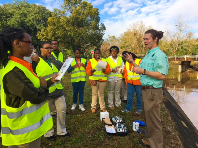 9. BECOME A WATER QUALITY MONITOR