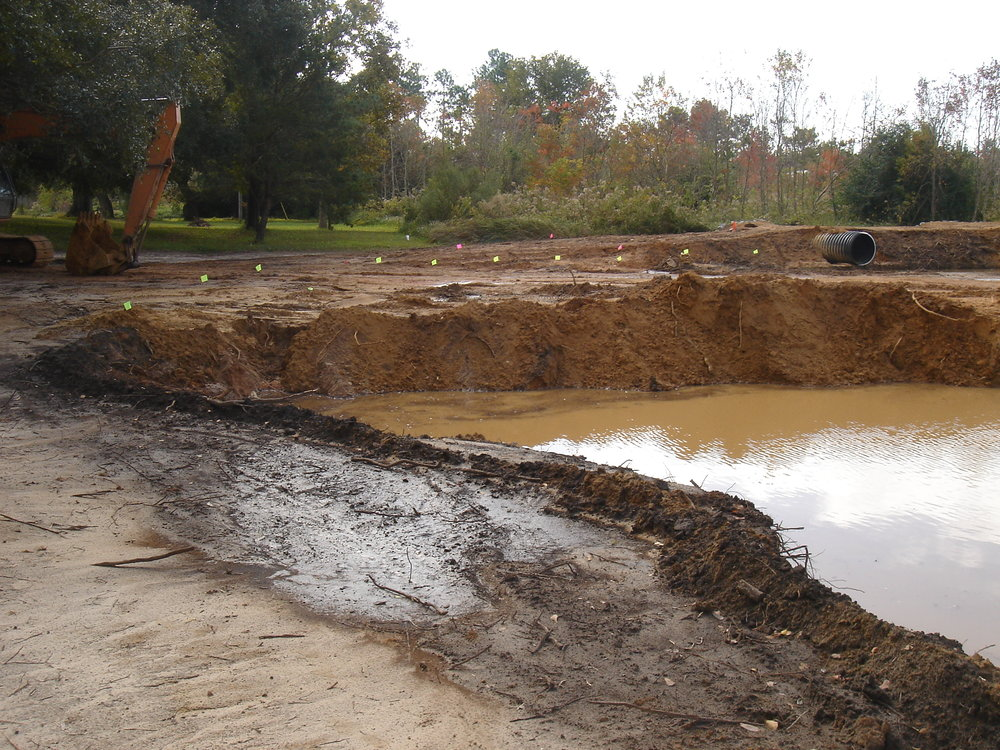 Road projects can be problematic by causing muddy stormwater runoff to pollute nearby rivers and creeks.