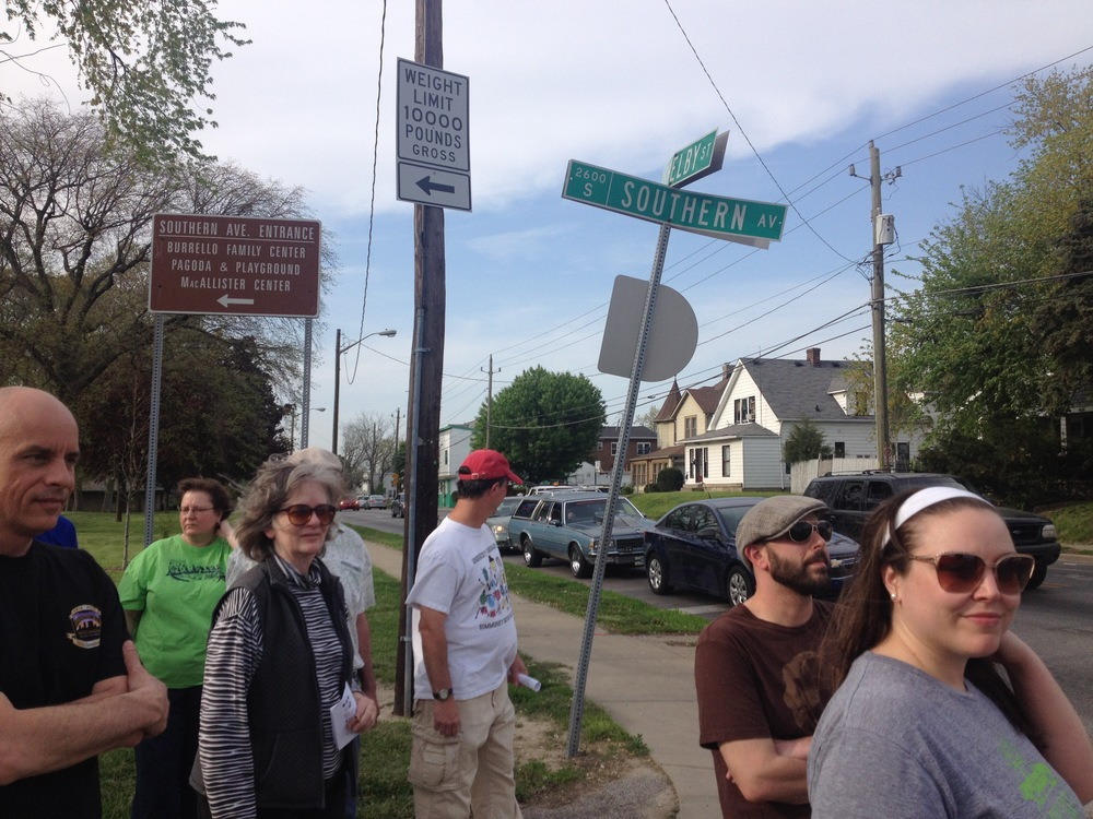 Photo credit: Big Car,  Shelby Street Corridor Walk 2014