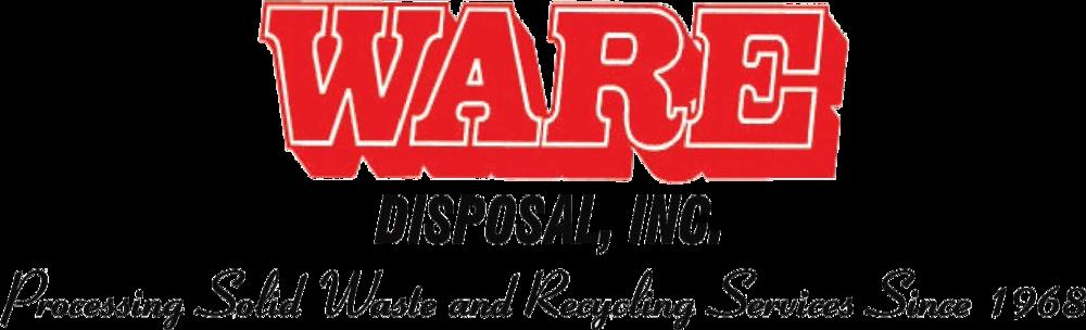 Ware Disposal