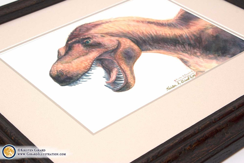 Dinosaur Art Collection Discover unforgettable paleo art gifts that will make dinosaur lovers roar with delight! Click here to explore all the dinosaur art.