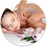 WELLNESS     + Salzgrotte      + Massage