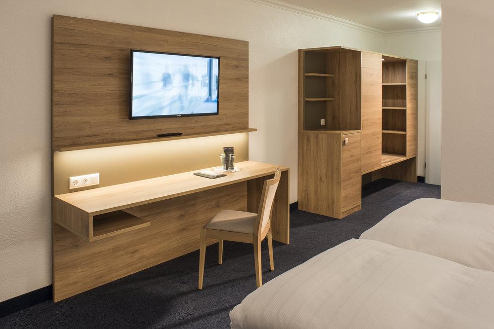 Idingshof Hotel Bramsche - grote bureaus