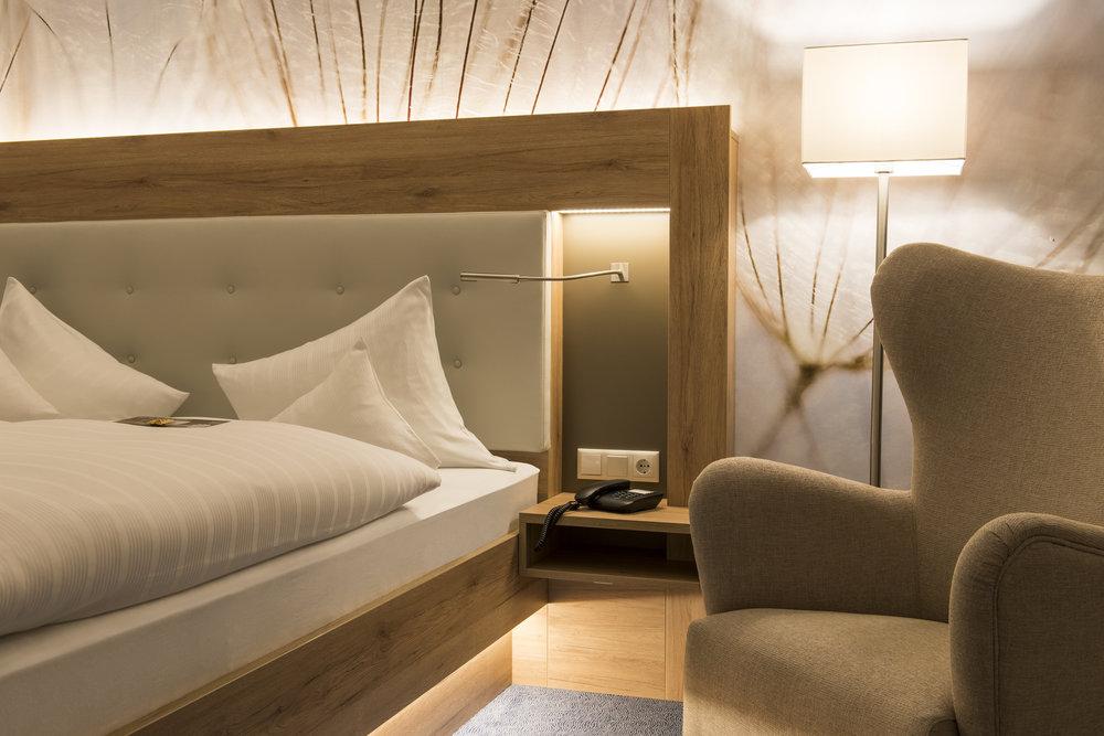 Idingshof Hotel Bramsche - licht, van licht tot romantisch