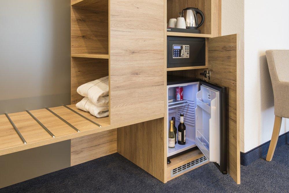Idingshof Hotel Bramsche - JuniorSuite minibar is gratis