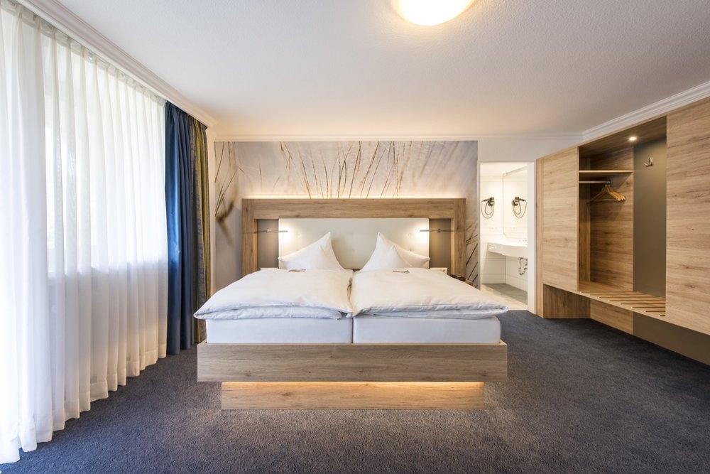 Hotel Idingshof Bramsche - Junior suite met balkon