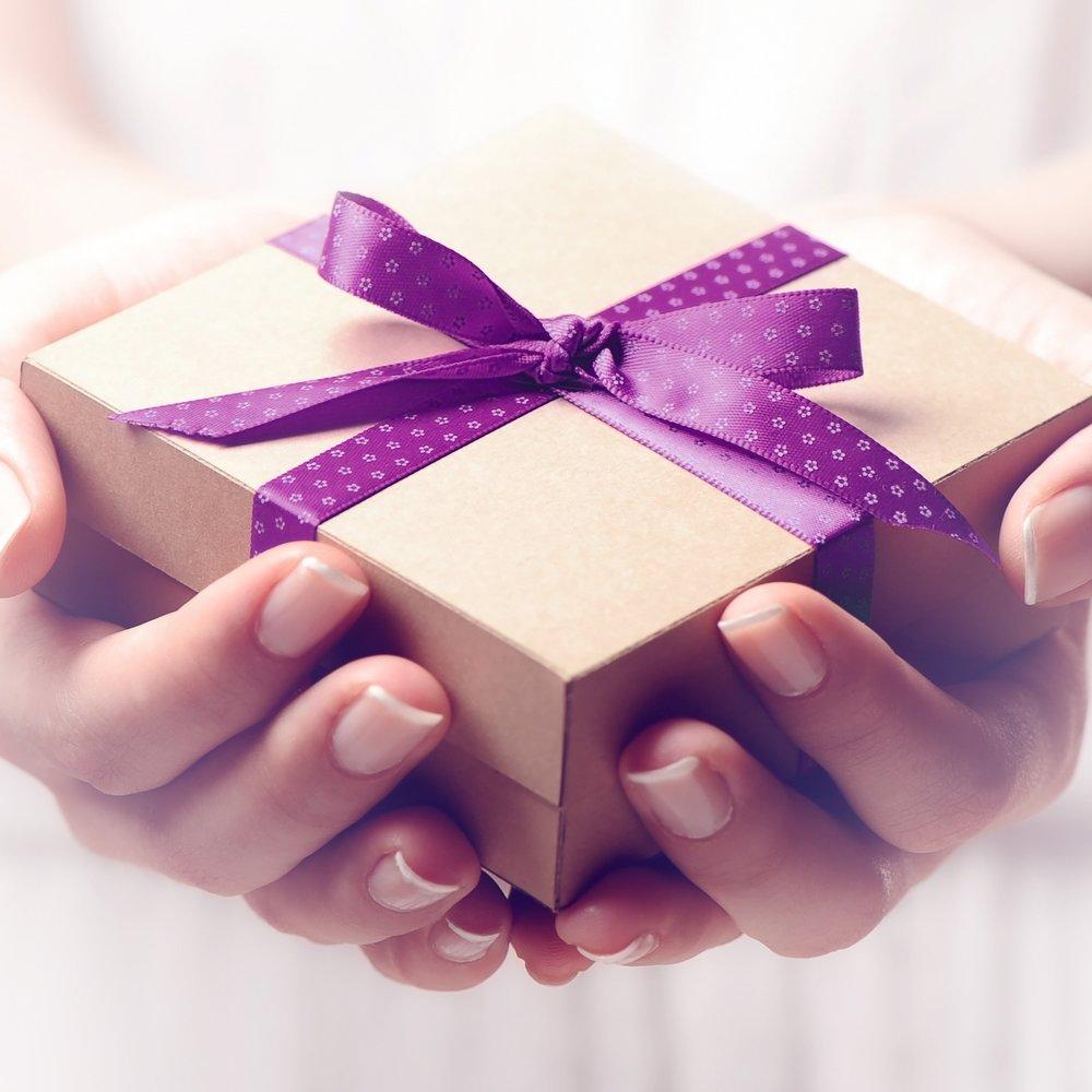 om vreugde te geven - ->