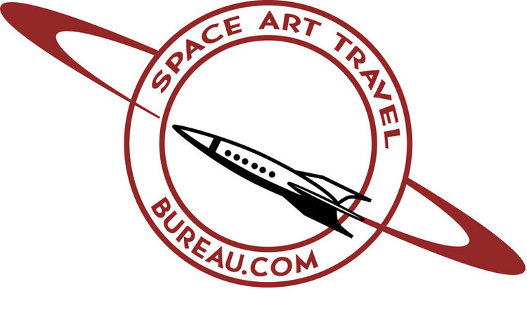 Space Art Travel Bureau