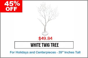 Wgite Twig Tree