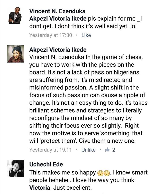 💯💯💯🔥 @victoria_ikede 👏👏 #Architect #Word