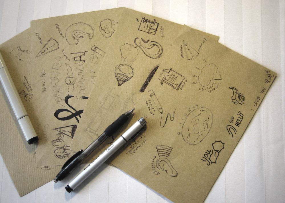 Portland, Oregon. Illustration, Lettering, Design. Micah Bowers