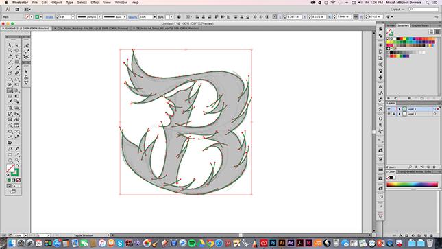 Type Builder — Micah Bowers | Illustration & Design | Portland, Oregon