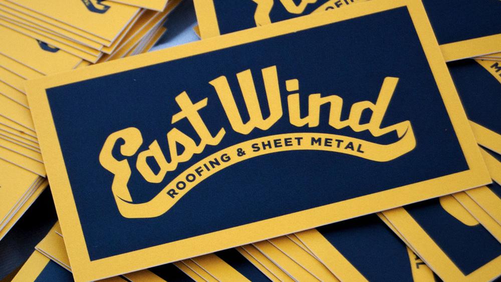 East Wind Logotype