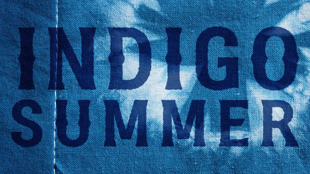 Indigo Summer Branding