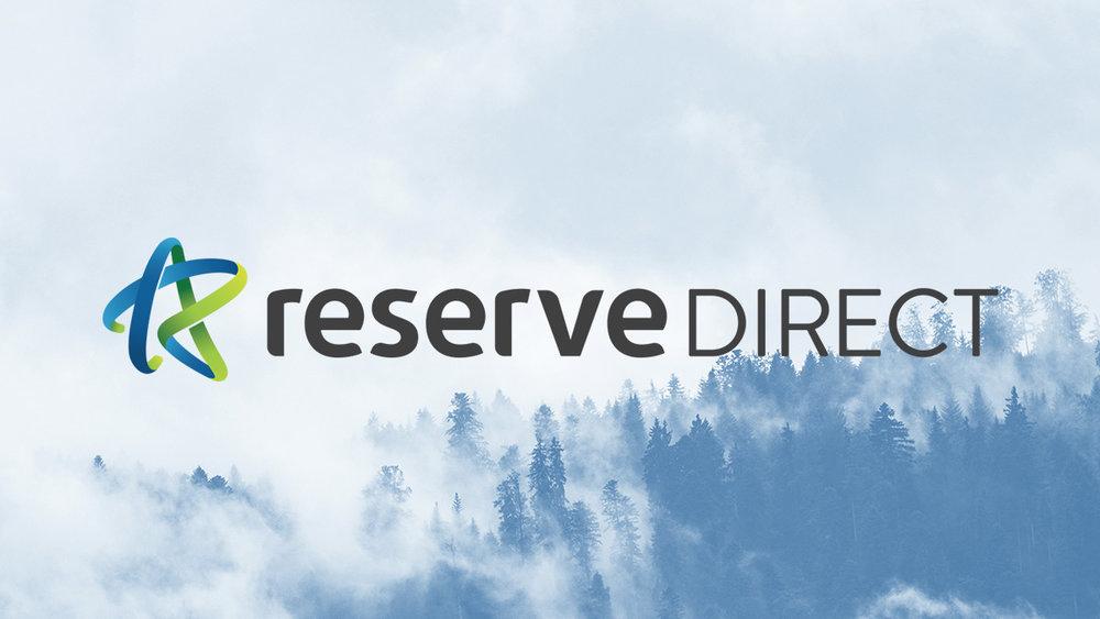 Reserve Direct Logotype
