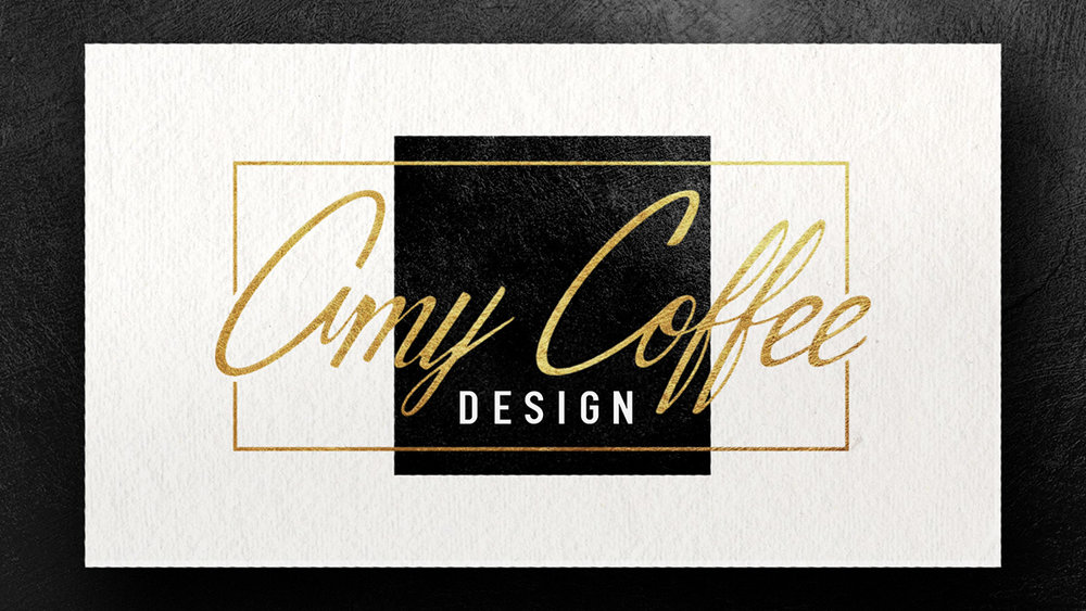 Amy Coffee Logo
