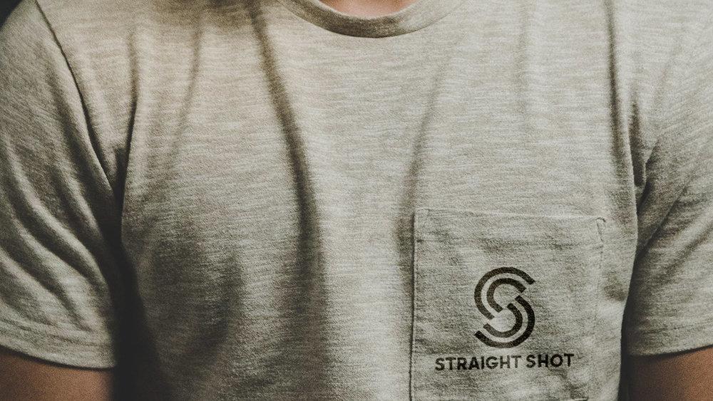 Straight Shot Shipping Logo