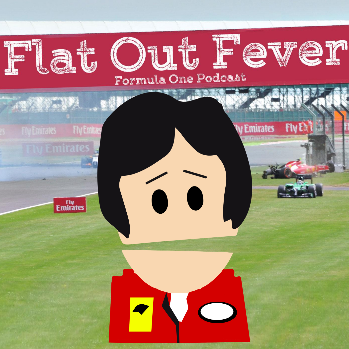 Flat Out Fever F1 Podcast
