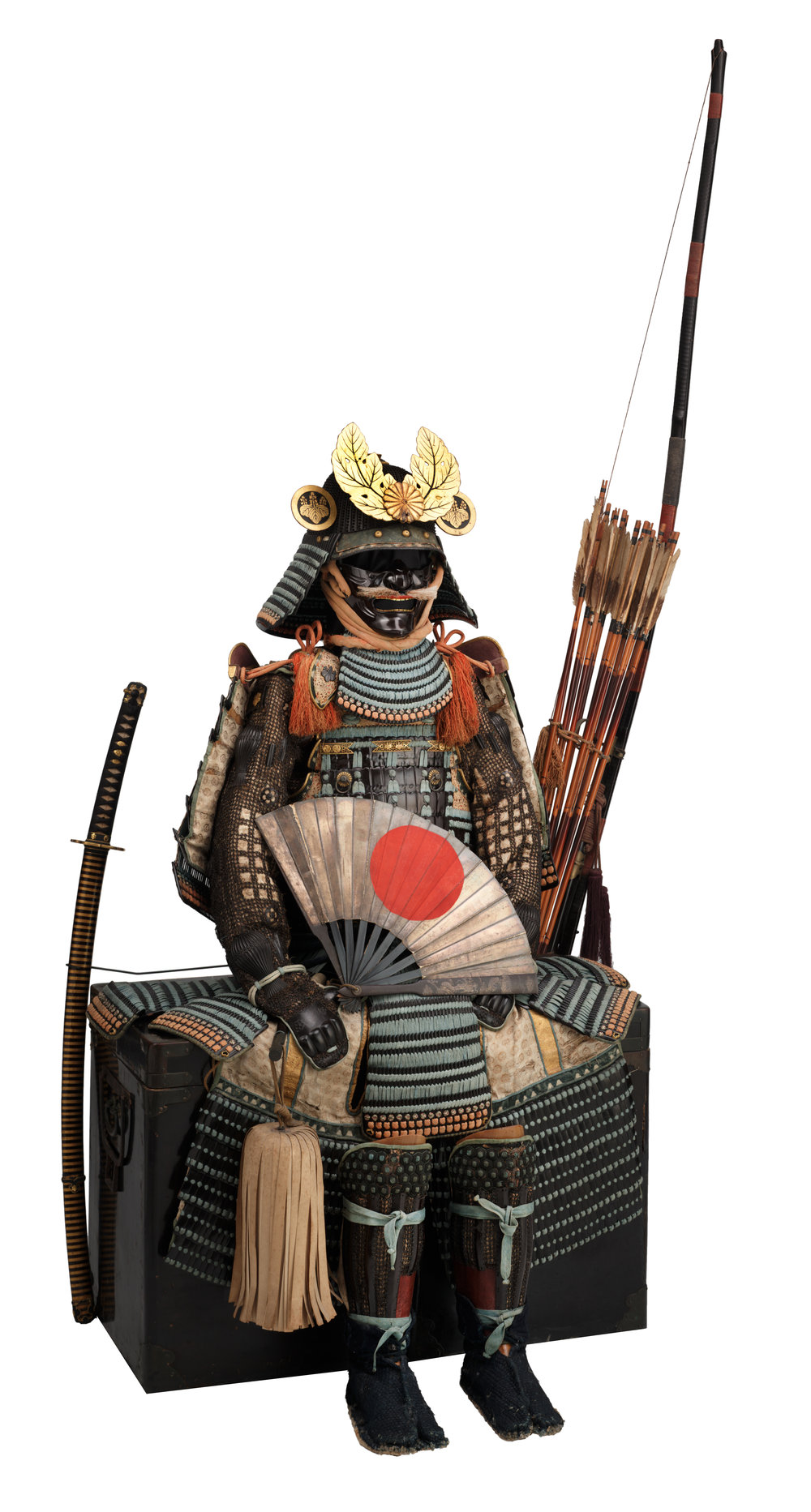 Nuinobedō tōsei gusoku   armor and military equipment