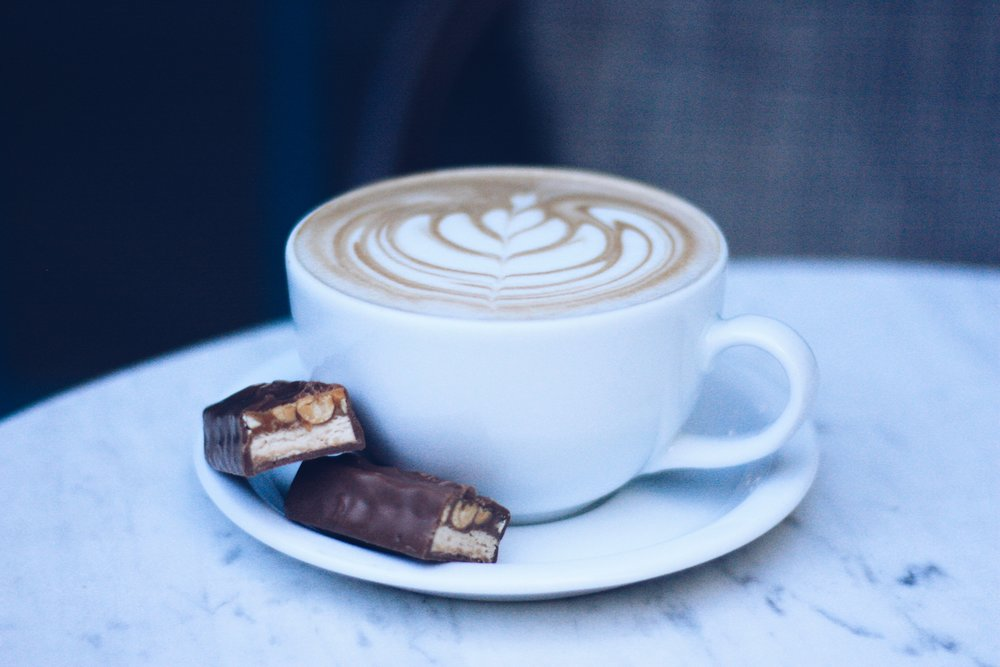 Snickers Latte