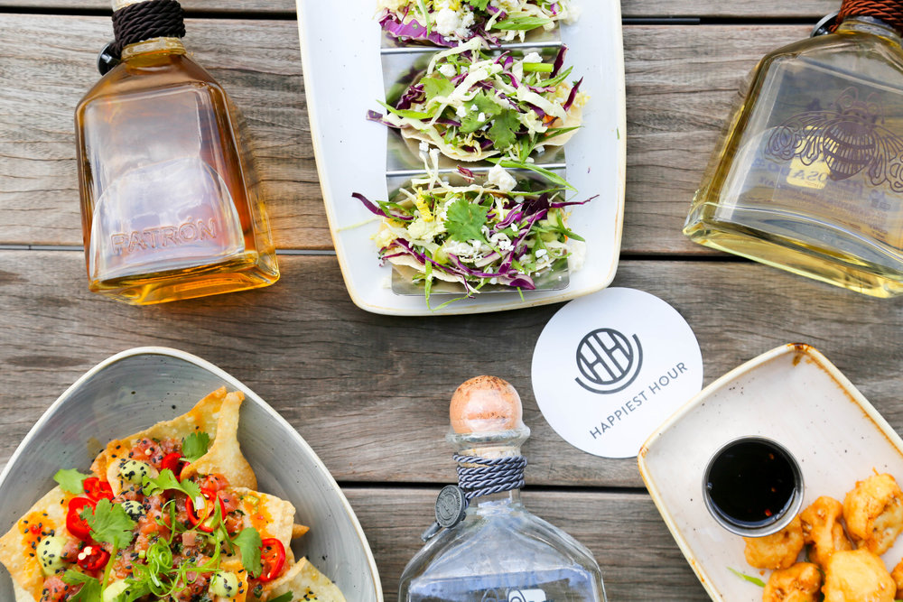 Happiest Hour, ZAGAT's must-visit rooftop bar in DFW, features a round-up of tequila specials July 23 - July 24.